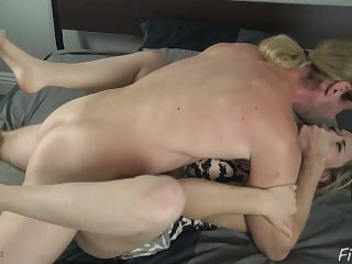 StepSon Makes Mom Fuck Him Against Her Will - Fifi Foxx and Cock Ninja