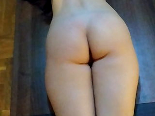 Lana Banja Luka spank on the table