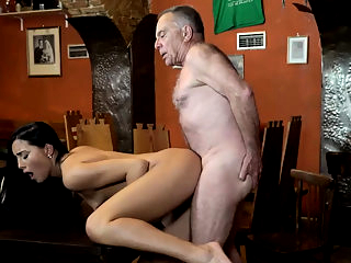 Old men anal xxx Can you trust your girlpartner leaving