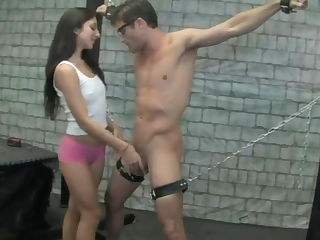 Alexa Rydell Punishes Her Teacher