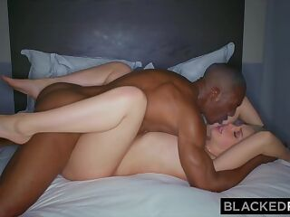 BLACKEDRAW She was left alone for a night but needed her BBC fix