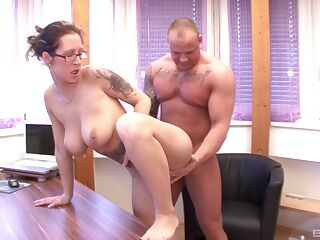Tattooed amateur Diana enjoys getting fucked by her neighbor