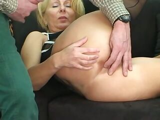 anal with golden-haired german mother i'd like to fuck